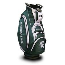 Brand New Team Golf Ncaa Michigan State Spartans Victory Cart Bag 22373