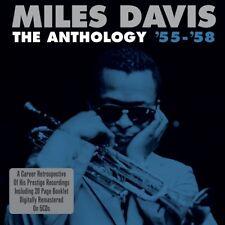 Miles Davis - The Anthology '55-'58 (5CD 2011) NEW/SEALED
