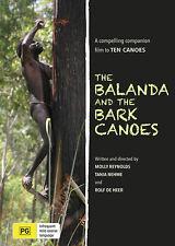 New DVD - THE BALANDA AND THE BARK CANOES
