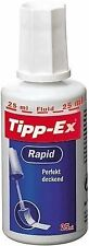 Tipp-Ex Korrektur-fluid rapid Dekor/8119142 weiß 25ml