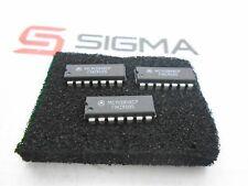 MC14584BCP Integrated Circuits Lot of 3