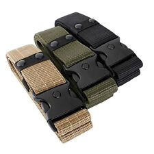 Durable Tactical EMT Security Police SWAT Duty Utility Military Belt RX