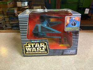 Star Wars Galoob Micro Machines Action Fleet NIP - TIE INTERCEPTOR