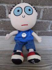 Todd Boys Are Smelly Plush Harris Goldman David Goliath Doll Blue Jeans