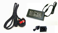 Power Supply Adapter 12V 5A Charger UK Plug LED Strip 60W Ideal for CCTV