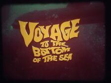 16mm Voyage To The Bottom of The Sea Richard Basehart David Hedison