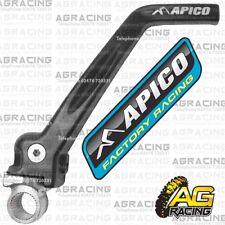Apico Black Kick Start Kick Starter Lever Pedal For Husqvarna TC 65 2018