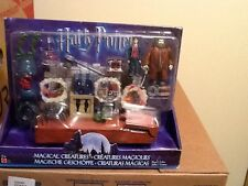 Harry Potter Creature Magiche Playset Playset Nuovo di zecca RARE