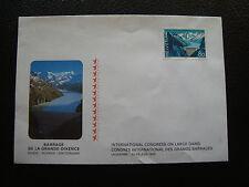 SUISSE - enveloppe 1985 (non oblitere) (cy72) switzerland