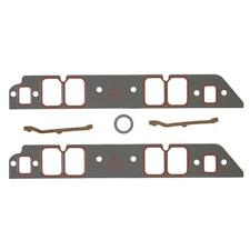 Mr Gasket Intake Manifold Gasket Set 5828; Ultra-Seal for Chevy 396-454 BBC