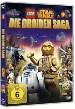 Lego Star Wars: Die Droiden Saga - Volume 1 (2015) - Dvd - Neu/Ovp