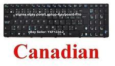 ASUS K53E MP-09Q36CU-5282 04GNV32KCB00 Keyboard Clavier - CA Canadian
