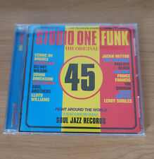 Studio One Funk CD (Soul Jazz Records)