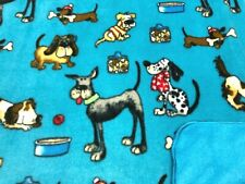 Dog Blanket Dachshunds Basset Hounds Great Danes Can Be Personalized 28x22