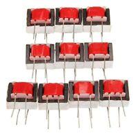 Trasformatori audio 10X 600:600 Ohm Europa Trasformatore di isolamentoLF