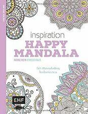 Inspiration Happy Mandala (Ausmalbuch für Erwachsen... | Buch | Zustand sehr gut