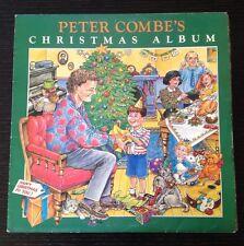 Peter Combe's Christmas Album Vinyl Record LP 1990 ABC Kids Happy Xmas To You