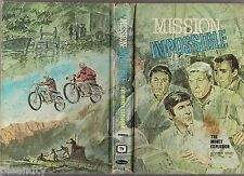 Vintage MISSION: IMPOSSIBLE - THE MONEY EXPLOSION By TALMAGE POWELL (HC; 1970)