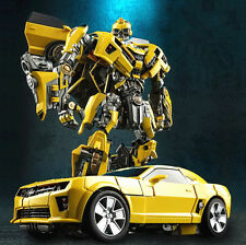 WEIJIANG Transformers 5 The Last Knight Bumblebee 6 inches Toy Action Figure New
