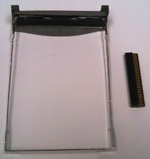 Dell Latitude D610 HDD Hard Disk Drive Caddy Cage with Adapter