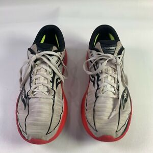 Saucony Mens Kinvara 10 Form Fit Insole Running Shoes Multicolor Size US 9