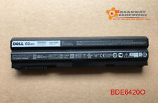 60Wh Original Battery Dell Latitude E5420 E5520 E6420 E6520 T54F3, T54FJ, X57F1