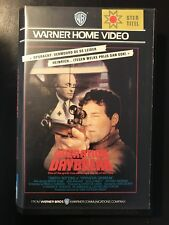 Operation daybreak Ex-Rental Vintage Big Box VHS Tape English with dutch subs
