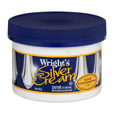 Wright's SILVER CREAM ALL PURPOSE CLEANER POLISH for ALL SILVER REMOVES TARNISH