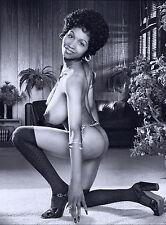 Sylvia McFarland Posing Nude Pinup 8 x 10 Photograph
