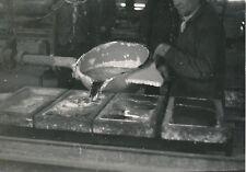 NORVÈGE c. 1950 - Usine Électro-Chimique de Zinc Lingots Odda - P 1720