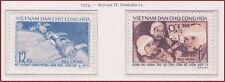 VIETNAM du NORD N°776/777** Espace SOYOUZ II, 1972 Vietnam 685-686 Space MNH