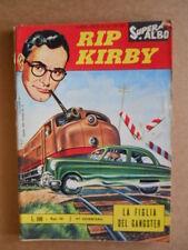 RIP KIRBY Super Albo Avventura n°21 1965 suppl. Albo 136 Super Albo SPada [G395]