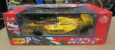 1:18 Maisto 1996 Indy Car 500 Scott Goodyear Pennzoil Nortel 31115 Autographed
