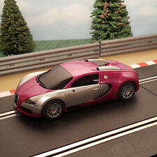 Scalextric 1:32 Digital Car-Viola Bugatti Veyron # m