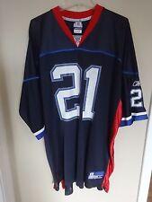 Vintage RBK Buffalo Bills Willis McGahee # 21 Replica Football Jersey Mens 2XL