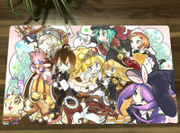 Details about  /N1086 Free Mat Bag Yugioh Playmat Madolche Magileine Playmat YGO Play Mat