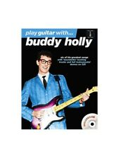 Learn to Play Guitar With Buddy Holly Guitar Tab with Chord Symbols MUSIC BOOK