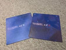 "Rob Dugan Clubbed To Death #1 + #2 12"" Vinyl Mo Wax 1995 MW037 VG Condition"