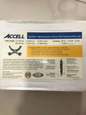 ACCELL-UltraVideo-High-Performance-3-RCA-to-3-RCA-Component-Video-Cable