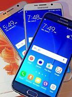 Samsung Galaxy S6 Unlocked US Cellular, Simple Mobile, Straight Talk, Cricket