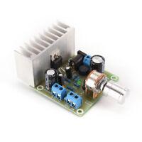 TDA2030A Mono 15W Audio Power Amplifier Board AC/DC 12V Assembled JKHWC