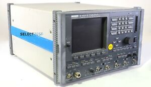 WAVETEK STABILOCK SI-4031D COMMUNICATION TEST SET 1 GHz SERVICE MONITOR (REF G)