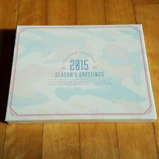 BTS 2015 Season's Greetings Full Set + Gift