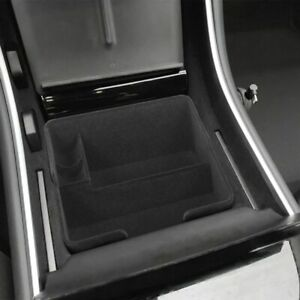 Tesla Model 3 Centre Console Tray Insert Flocked Fits up to 2020 Model 3