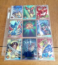 Fleer Ultra Xmen Cards (42 cards) 1995