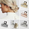 Ladies Girls Small Hair Claw Clamps Clips Butterfly Claw Clamp Womens Hair Claws