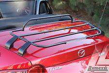 Gepäckträger Edelstahl schwarz passend für Mazda MX-5 ND