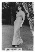 B55723 Gina Lollobrigida Acteurs Actors 9x7cm