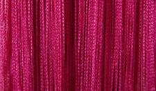 Cortinas color principal rosa de cocina