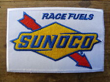 ECUSSON PATCH THERMOCOLLANT aufnaher toppa SUNOCO nascar country biker trike